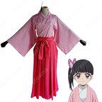 栗花落カナヲ コスプレ衣装 【鬼滅の刃】 cosplay 幼少期 和服