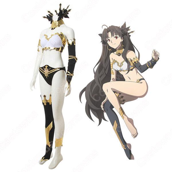 イシュタル コスプレ衣装 【Fate Grand Order】 cosplay FGO アーチャー 第二段階 絶対魔獣戦線バビロニア元の画像