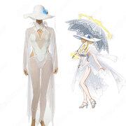 水着獅子王 コスプレ衣装 【Fate Grand Order】 cosplay FGO アルトリア・ペンドラゴン ルーラー 第二段階 水着獅子王 バニー