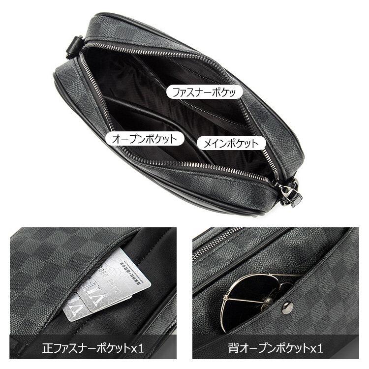 人気 メンズ ショルダー バッグ 販売 本革 男性 用 ショルダー バッグ メッセンジャー バッグ おすすめのミニ 斜 めがけ バッグ 通学 通勤鞄 小振り 軽量 実用 高 機能 肩掛け カバン_5