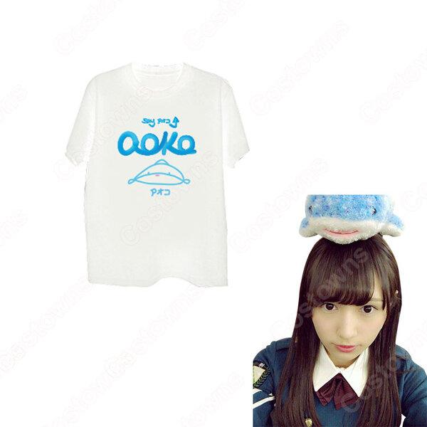 欅坂46/けやき坂46 SAYアオコ Tシャツ 渡辺梨加 応援Tシャツ パーカー グッズ元の画像