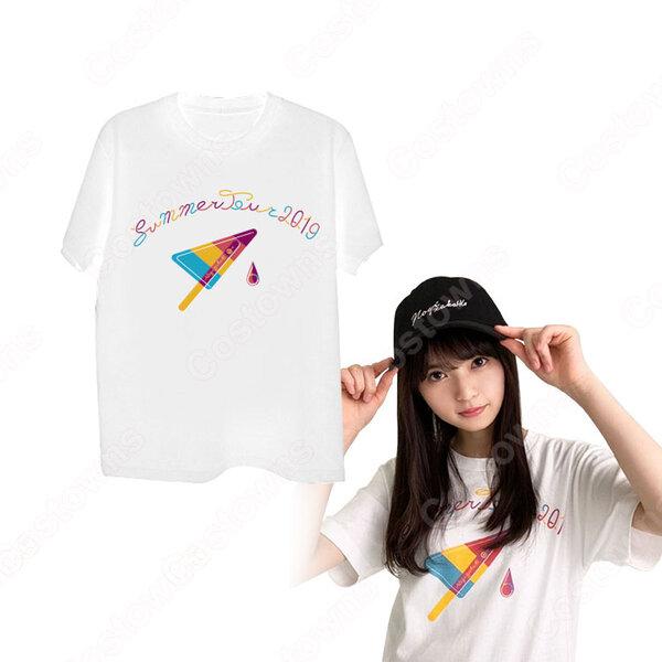 乃木坂46 【真夏の全国ツアー2019】 齋藤飛鳥 生誕記念 Tシャツ パーカー コスプレ衣装元の画像