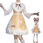 アイデンティティV 機械技師 トレイシー・レズニック コスプレ衣装 【IdentityV 第五人格】 cosplay キャンディー少女 衣装