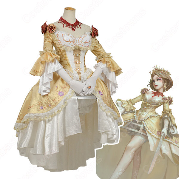 アイデンティティV 血の女王 マリー コスプレ衣装 【IdentityV 第五人格】 cosplay 血祭り衣装元の画像