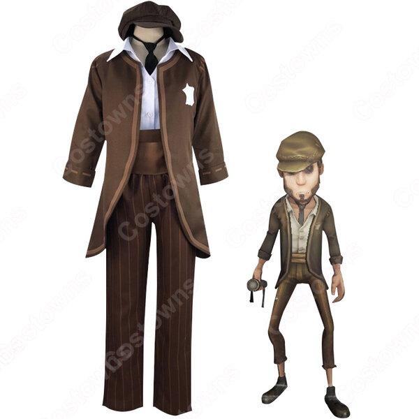 アイデンティティV 泥棒 クリーチャー・ピアソン コスプレ衣装 【IdentityV 第五人格】 cosplay 初期 衣装 スキン元の画像