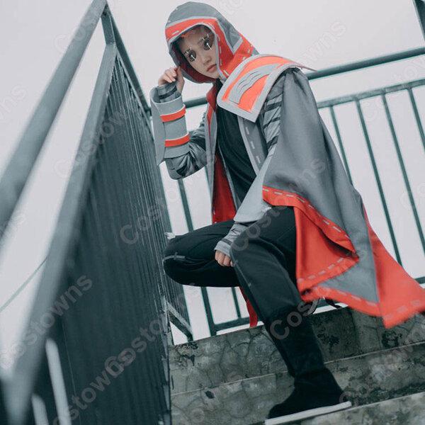 アイデンティティV 傭兵 ナワーブ・サベダー コスプレ衣装 【IdentityV 第五人格】 cosplay 暗殺者 衣装 スキン元の画像