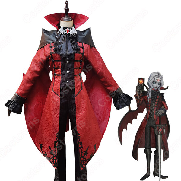 アイデンティティV 写真家 ジョゼフ・デソルニエーズ コスプレ衣装 【IdentityV 第五人格】 cosplay 血の剣 衣装 スキン元の画像