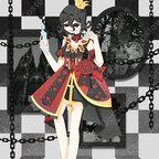 アイデンティティV 血の女王 マリー コスプレ衣装 【IdentityV 第五人格】 cosplay ハートの女王 衣装 スキン