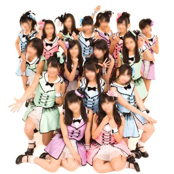 NMB48 5TH シングル 「Virginity」 ヴァージニティー 演出服 ライブ衣装 コスプレ衣装 アイドル衣装 制服 オーダメイド可元の画像