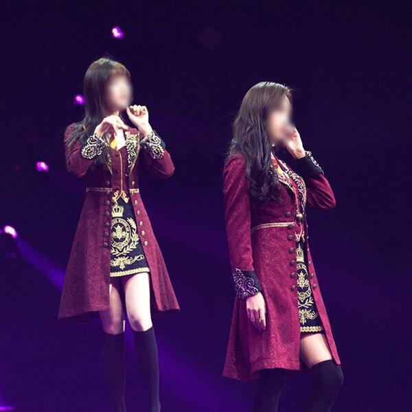SNH48 Endless Story 魔女的诗篇 MV衣装 演出服 ライブ衣装 コスプレ衣装 アイドル衣装 ステージ衣装 オーダメイド可元の画像