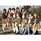 乃木坂46 演出服 ライブ衣装 コスプレ衣装 制服 セーラー服