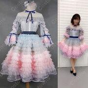 AKB48 「11月のアンクレット」 LIVE 渡辺麻友 演出服 ライブ衣装 コスプレ衣装 アイドル衣装 ステージ衣装