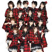 AKB48チームサプライズ 「重力シンパシー」 演出服 ライブ衣装 コスプレ衣装 アイドル衣装 制服