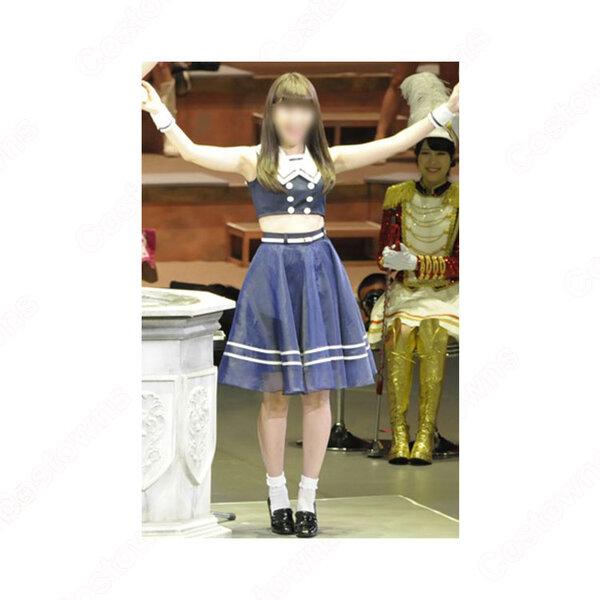 こじ坂46 38TH じゃんけん大会 演出服 ライブ衣装 コスプレ衣装 制服 オーダメイド可元の画像