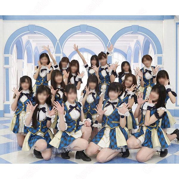 SHN48 「GIVE ME FIVE」 青春的约定 演出服 ライブ衣装 コスプレ衣装 アイドル衣装 制服 オーダメイド可元の画像