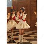 SNH48 打歌服 MV演出服 コスプレ衣装 アイドル衣装 白スカート
