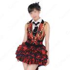AKB48 「第62回NHK紅白歌合戦」 本番の衣装 演出服 ライブ衣装 コスプレ衣装 アイドル衣装 ステージ衣装 赤チェック柄衣装