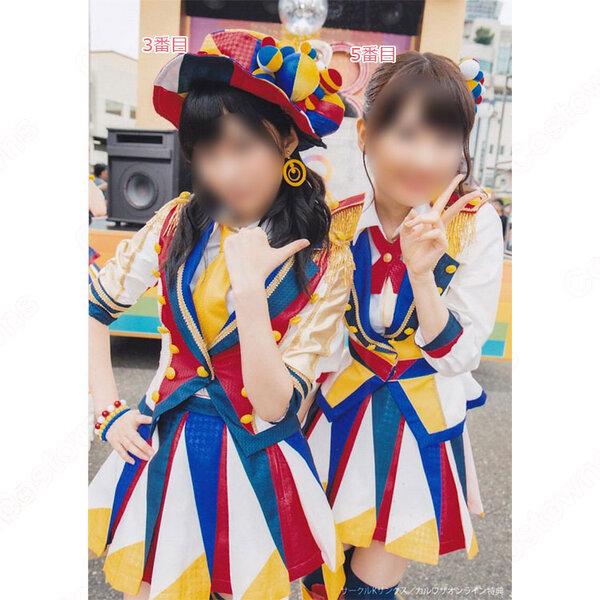 AKB48 32TH シングル 「恋するフォーチュンクッキー」 演出服 ライブ衣装 コスプレ衣装 制服 初代衣装 オーダメイド可元の画像
