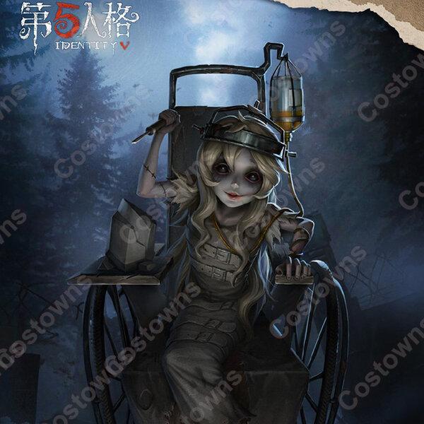 彫刻師(ガラテア) コスプレ衣装 『IdentityⅤ(第五人格/アイデンティティ5)』の登場人物の仮装 コスチューム ハンター オーダメイド可元の画像