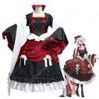 血の女王(マリー) 真夏のお茶会のスキン コスプレ衣装 『IdentityⅤ(第五人格/アイデンティティ5)』の登場人物の仮装 コスチューム