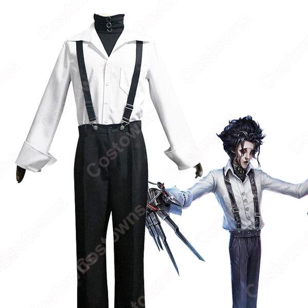 リッパー (ジャック) コスプレ衣装 『IdentityⅤ(第五人格/アイデンティティ5)』の登場人物の仮装 コスチューム元の画像