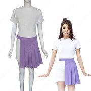 TWICE(トゥワイス) チェヨン(ソン・チェヨン) 衣装 通販 「TT」 MVダンス服 ステージ服 アイドル制服