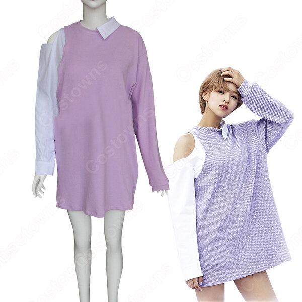 TWICE(トゥワイス) ジョンヨン(ユ・ジョンヨン) 衣装 通販 「TT」 MVダンス服 ステージ服元の画像