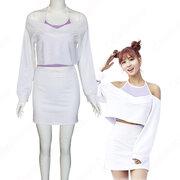TWICE(トゥワイス) モモ ひらい もも 衣装 通販 「TT」 ステージ服 MVダンス服 アイドル制服