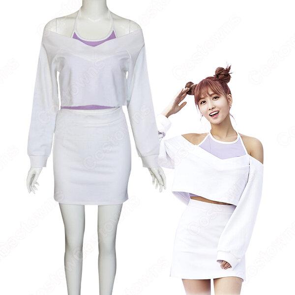 TWICE(トゥワイス) モモ ひらい もも 衣装 通販 「TT」 ステージ服 MVダンス服 アイドル制服元の画像