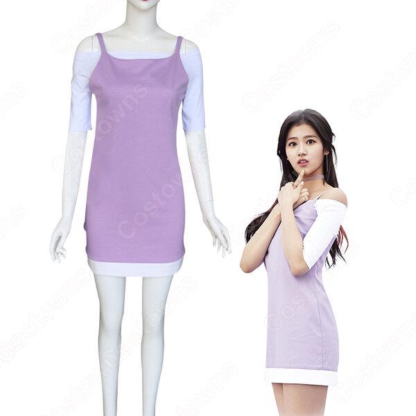 TWICE(トゥワイス) サナ みなとざき さな 衣装 通販 「TT」 ステージ服 MVダンス服 アイドル制服元の画像