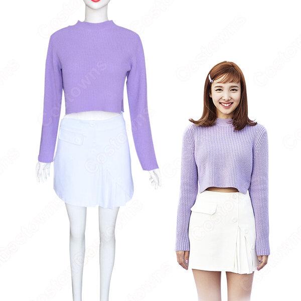 TWICE(トゥワイス) ナヨン(イム・ナヨン) 衣装 通販 「TT」 MVダンス服 ステージ服元の画像