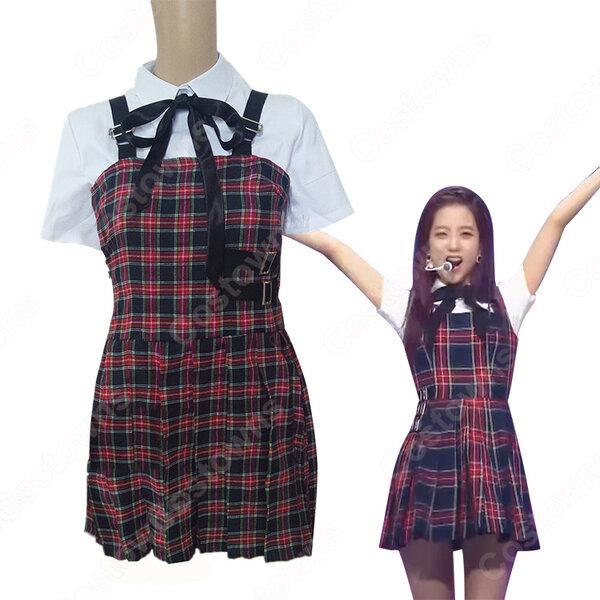 BLACKPINK(ブラック・ピンク) Jisoo ジス 衣装 通販 「AS IF IT'S YOUR LAST」 ステージ服 ダンス服 アイドル ダンス服元の画像