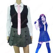 BLACKPINK(ブルピン) ジェニー キム・ジェニ 衣装 通販 「AS IF IT'S YOUR LAST」 MVダンス服 ステージ服 アイドル制服