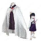 栗花落カナヲ (つゆりかなを) 羽織 コスプレ衣装 『鬼滅の刃』の登場人物の仮装 コスチューム