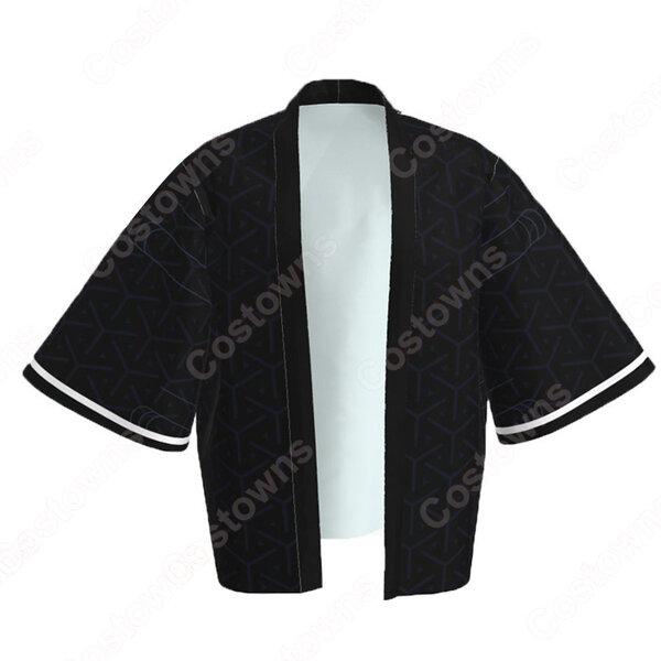 鬼殺隊 羽織 フリーサイズ、大人用、子供用 3サイズ コスプレ衣装 『鬼滅の刃』の登場人物の仮装 コスチューム元の画像