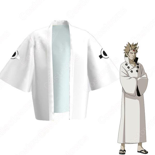 六道仙人 (りくどうせんにん) 羽織 着物 マント コスプレ衣装 『NARUTO -ナルト-』の登場人物の仮装 コスチューム元の画像