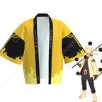 うずまきナルト (うずまきなると) 六道仙人モード 羽織 着物 マント コスプレ衣装 『NARUTO -ナルト-』の登場人物の仮装 コスチューム