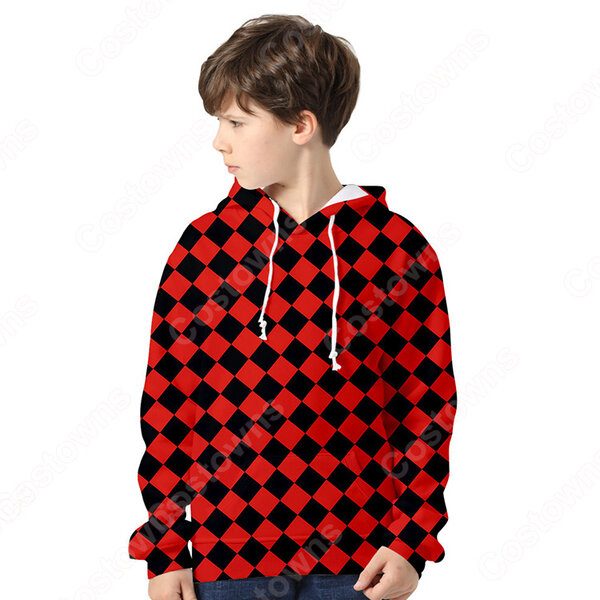 鬼滅の刃 パーカー コート 子供服 キッズの長袖スウェット元の画像