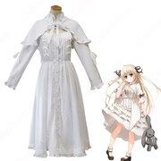 春日野 穹(かすがの そら) コスプレ衣装 『縁の空(ヨスガノソラ)』お姫様 ワンピース Lolita服 仮装