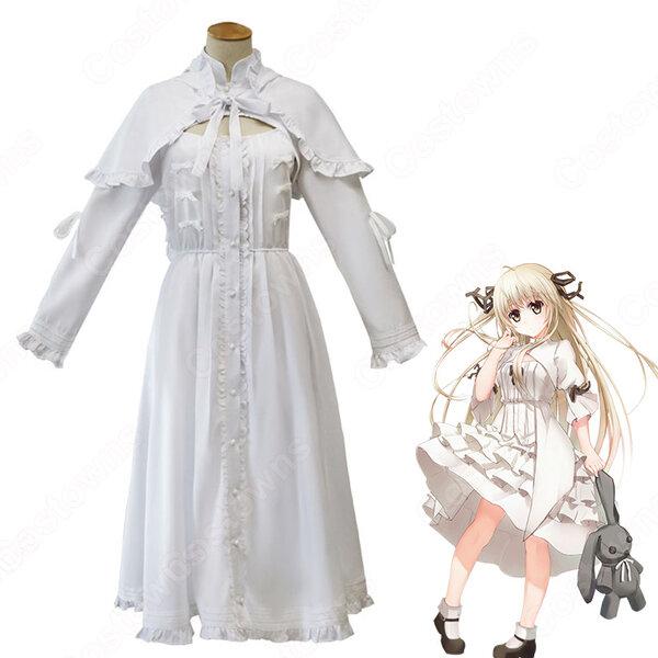 春日野 穹(かすがの そら) コスプレ衣装 『縁の空(ヨスガノソラ)』お姫様 ワンピース Lolita服 仮装元の画像