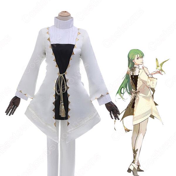 『Fate/Grand Order』エルキドゥ コスプレ衣装 FGO 人気がある 変装 全セット 仮装 コスチューム元の画像