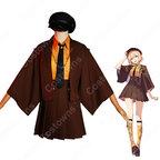 『Fate/Grand Order』沖田 総司(おきた そうじ)コスプレ衣装 レディース 日常服 新品 学園風 コスチューム変装