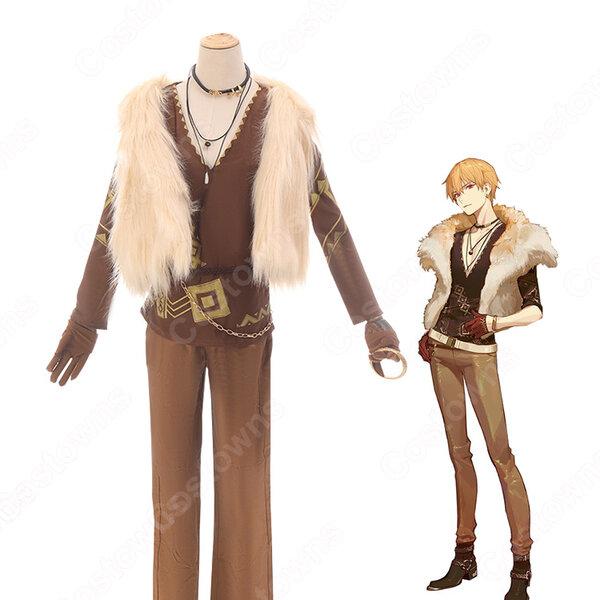ギルガメッシュ コスプレ衣装 『Fate/Grand Order』 仮装 新入荷 英雄王 cosplay衣装元の画像