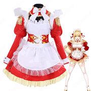 ネロ メイド服 コスプレ衣装 『Fate Grand Order』セクシー 可愛い ハロウィン メイド変装
