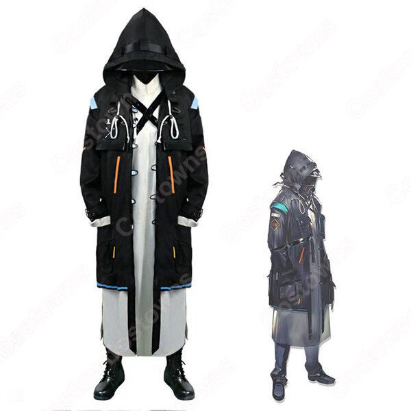 ドクター コスプレ衣装 【アークナイツ】 cosplay 博士 Dr. 戦闘服元の画像