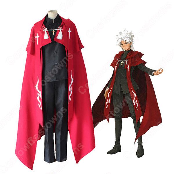 天草四郎 コスプレ衣装 【Fate/Apocrypha】cosplay 修道服元の画像