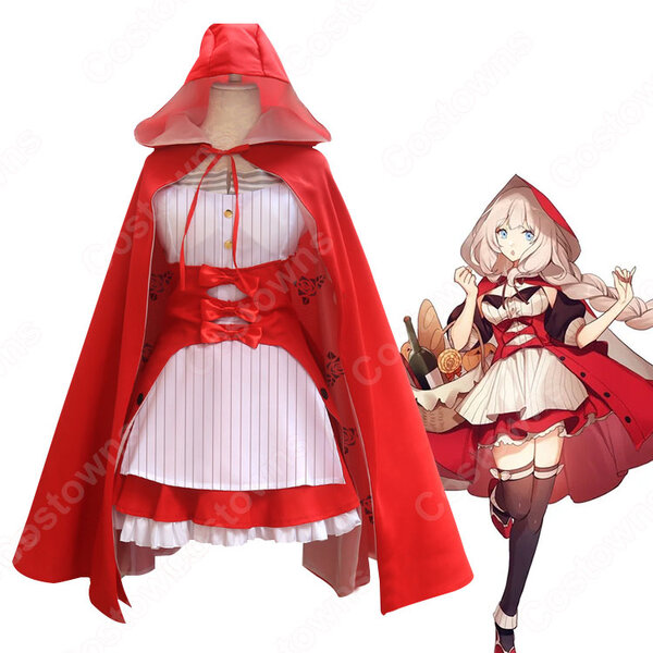 『Fate/Grand Order』マリー・アントワネット(Fate) コスプレ衣装 四周年記念 英霊祭装 仮装 コスチューム元の画像