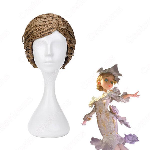 IdentityⅤ 第五人格 調香師 今宵こそ ウィラ・ナイエル コスプレウィッグ アイデンティティファイブ 女性サバイバー コスプレ wig元の画像
