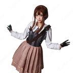 IdentityⅤ 第五人格 傭兵 ナワーブ・サベダー 女性スキン コスプレ衣装 イデンティティファイブ サバイバー コスチューム 仮装