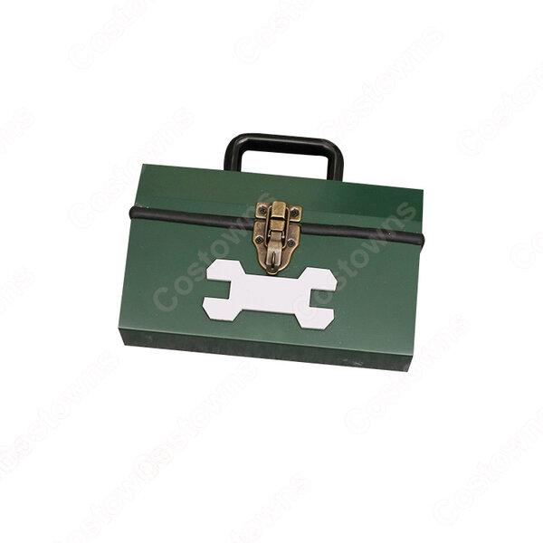 IdentityⅤ 第五人格 庭師 エマ・ウッズ 工具箱 コスプレ道具 イデンティティファイブ ハンター コスチューム 小物元の画像